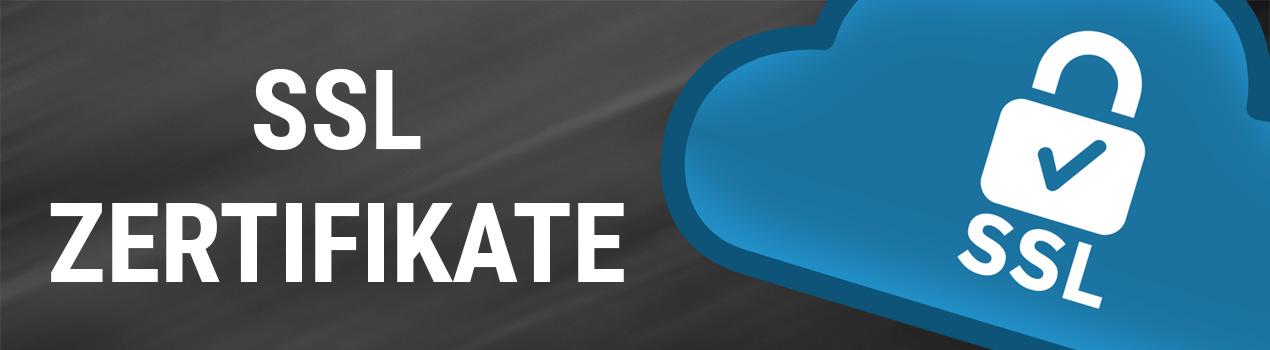 Leistungen | SSL-Zertifikate